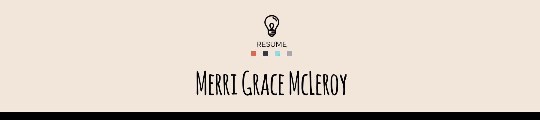 Merri Grace McLeroy